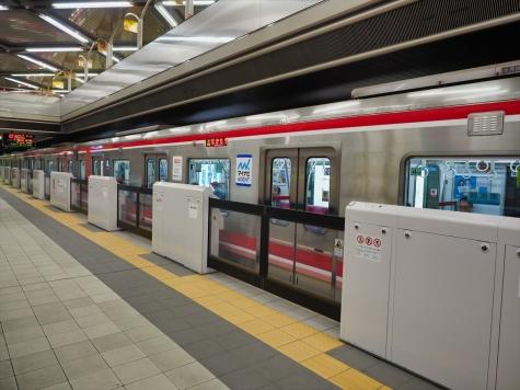 北大阪急行電鉄 南北線 千里中央駅