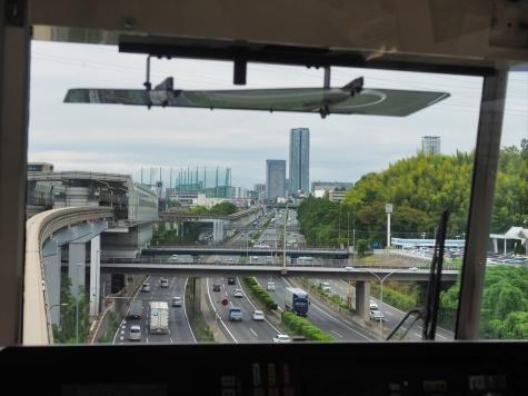 中国自動車道&大阪中央環状線