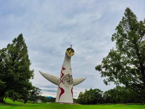 太陽の塔【万博記念公園】
