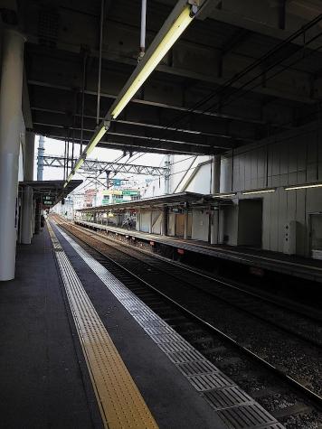 阪急電鉄 蛍池駅
