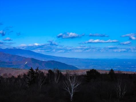 高原山 八方ヶ原からの眺望