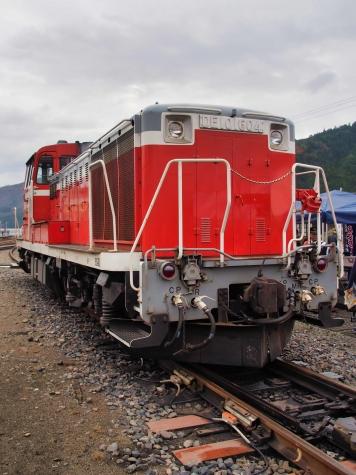 ディーゼル機関車 DE10 1064