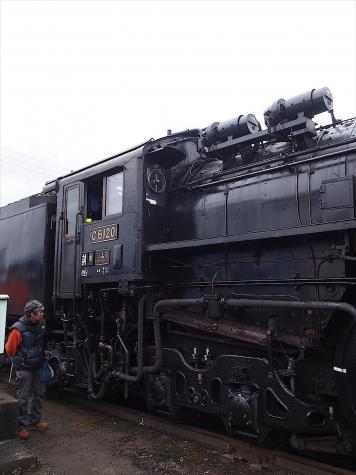 蒸気機関車 C61 20号機