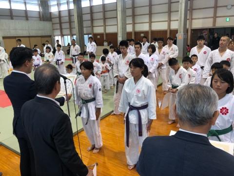 2019日本拳法徳島大会
