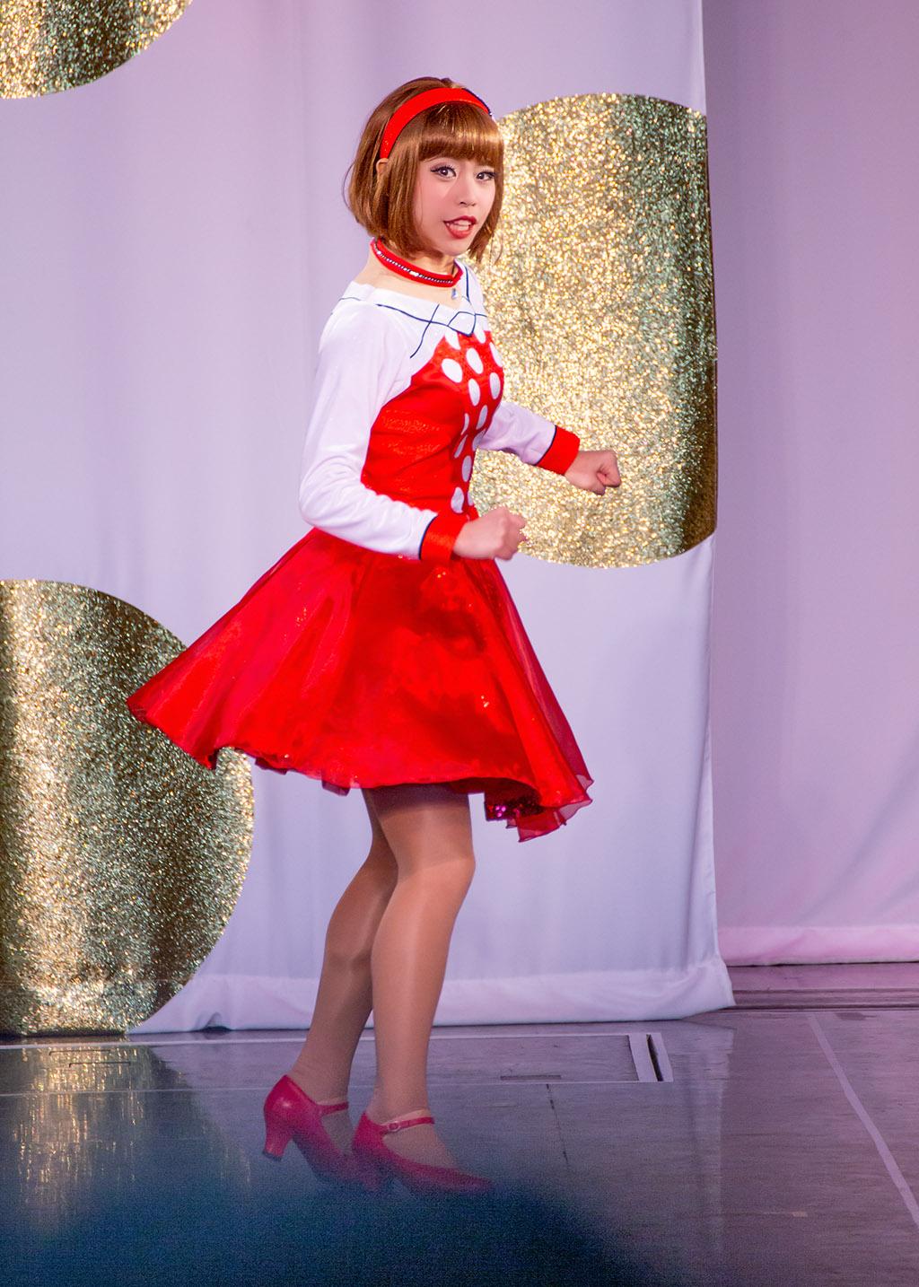 ダンサーさん 1(オープニング)(イッツ・ベリー・ミニー!)