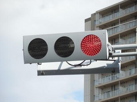 LED信号b