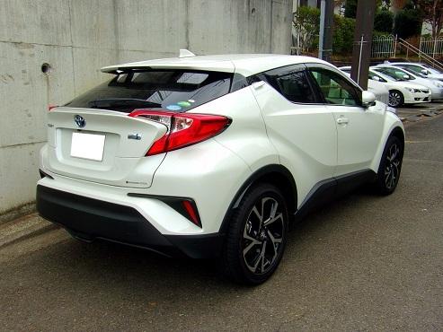 トヨタC-HRa