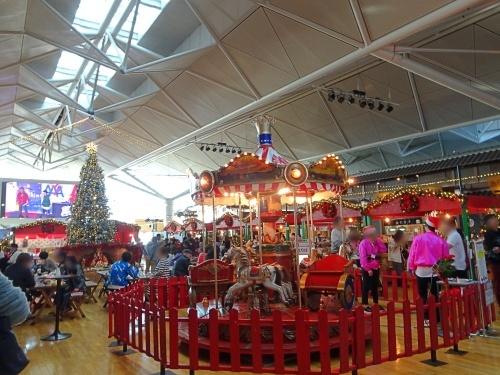 セントレア空港 クリスマスマーケット