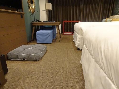 シェラトン・グランデ・トキューベイ・ホテル  ドッグ・ラバーズ・スイートatトーキョーベィ