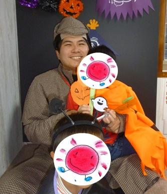 2019おひさま内ハロウィンパーティー⑤