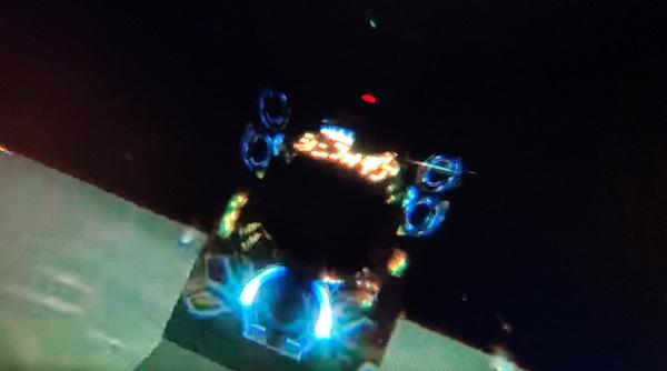 20200225 シンフォギア2 先行映像 筐体2 コピー