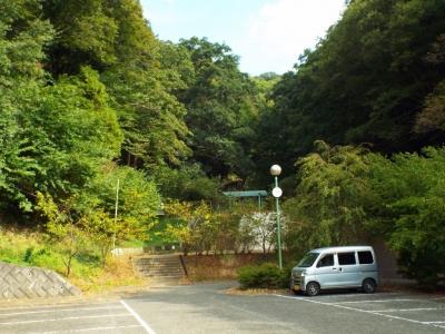 小野緑地駐車場