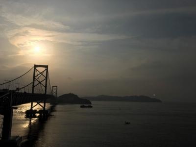 鳴門の大橋