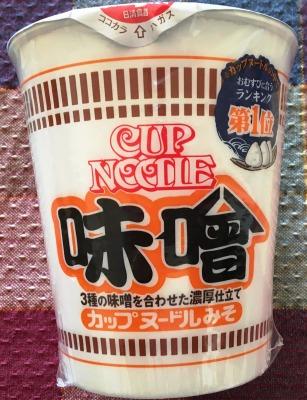 日清 CUP NOODLE 味噌