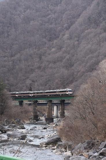 2020年2月23日撮影 高山本線 1027D キハ85系「WVひだ7号」