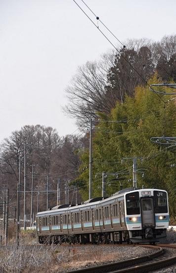 2020年3月22日撮影 飯田線 2209M 211系