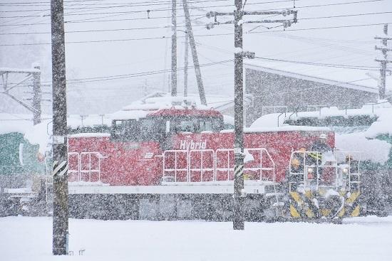 2020年3月29日撮影 南松本にてHD300-10号機