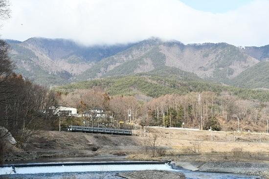 2020年3月1日撮影 飯田線 210M 211系 羽場淵