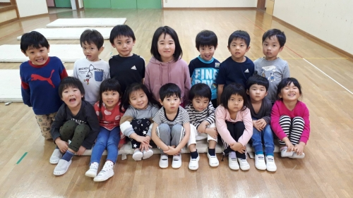 幼稚園 めぐみ