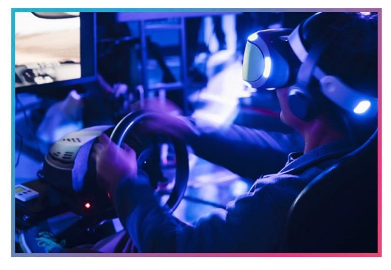 VR体験エリアのイメージ