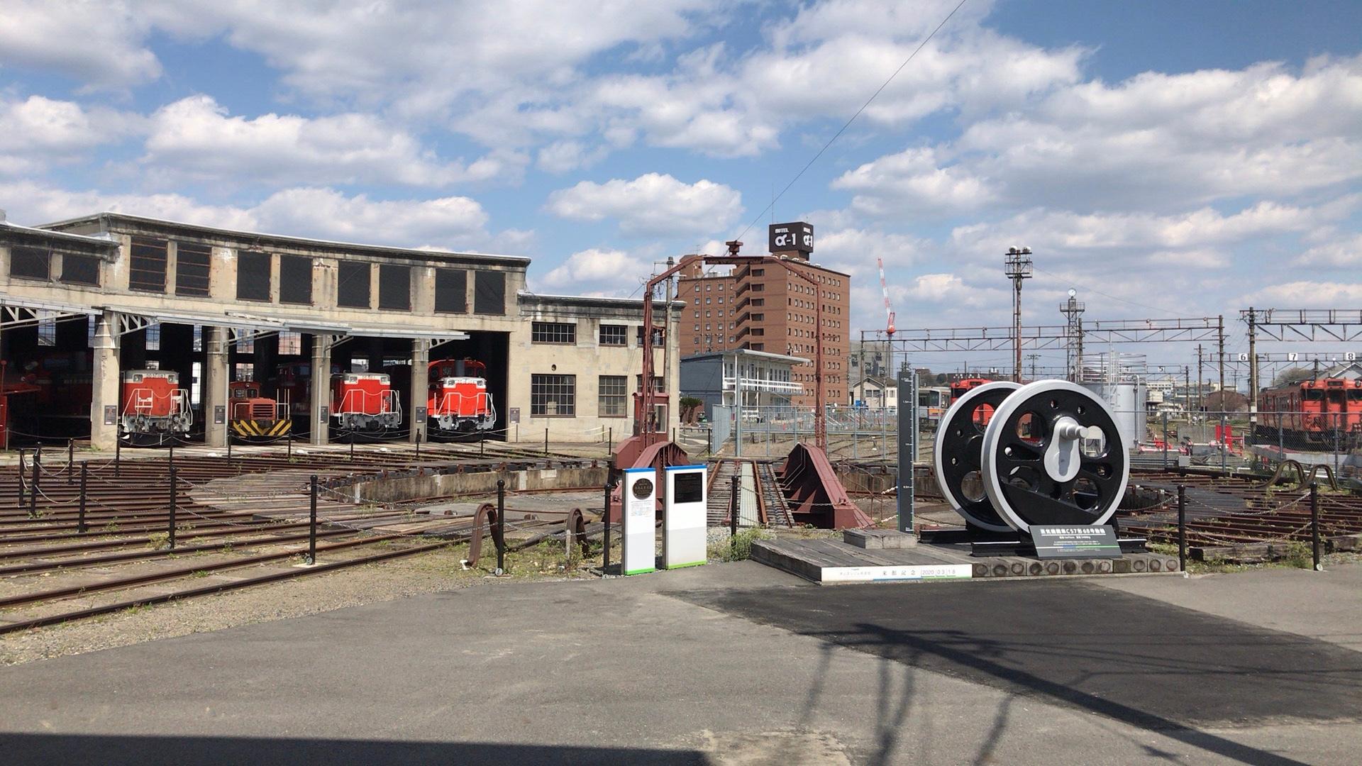 WelcomeBoardの日付が止まったままの鉄道館は来る28日に再開します。