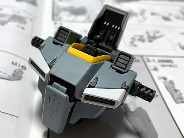 MG FAZZ Ver.Ka 製作001