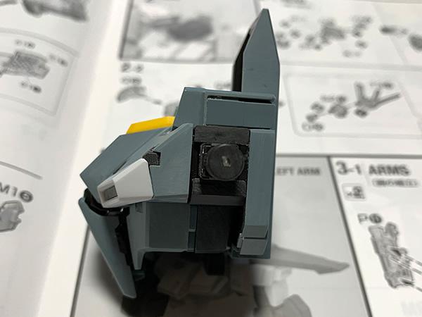 MG FAZZ Ver.Ka 製作002