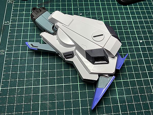 MG FAZZ Ver.Ka 製作006