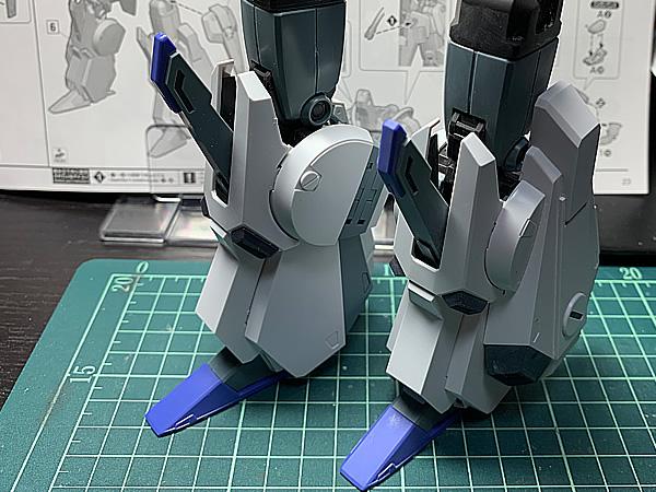 MG FAZZ Ver.Ka 製作009