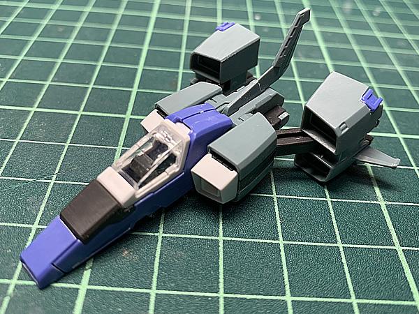 MG FAZZ Ver.Ka 製作011