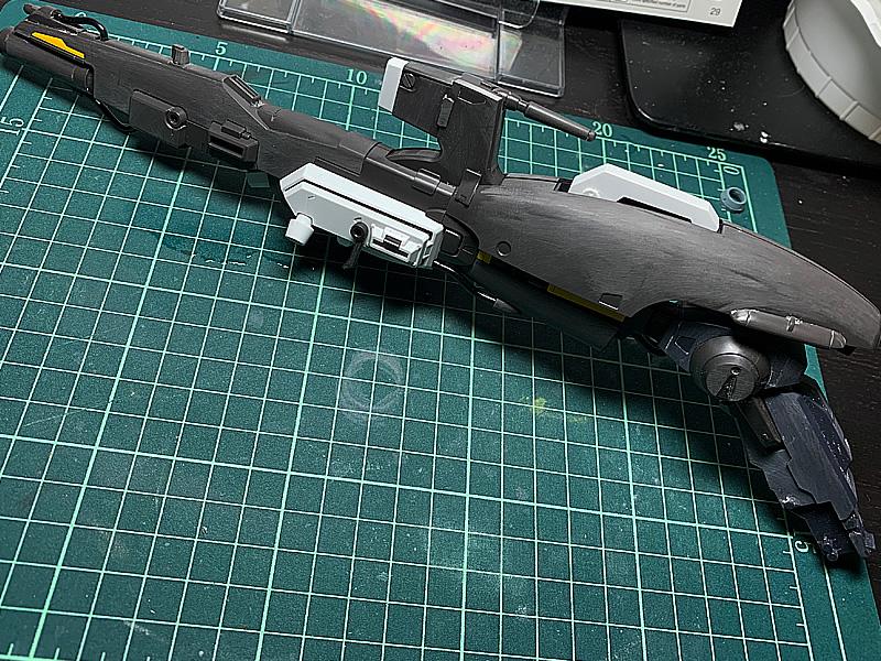 MG FAZZ Ver.Ka 製作018