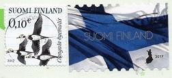 切手16  フィンランド