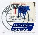 切手24  オランダ