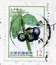 切手17  台湾