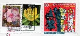 切手71  ドイツ