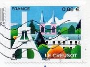 切手6  フランス