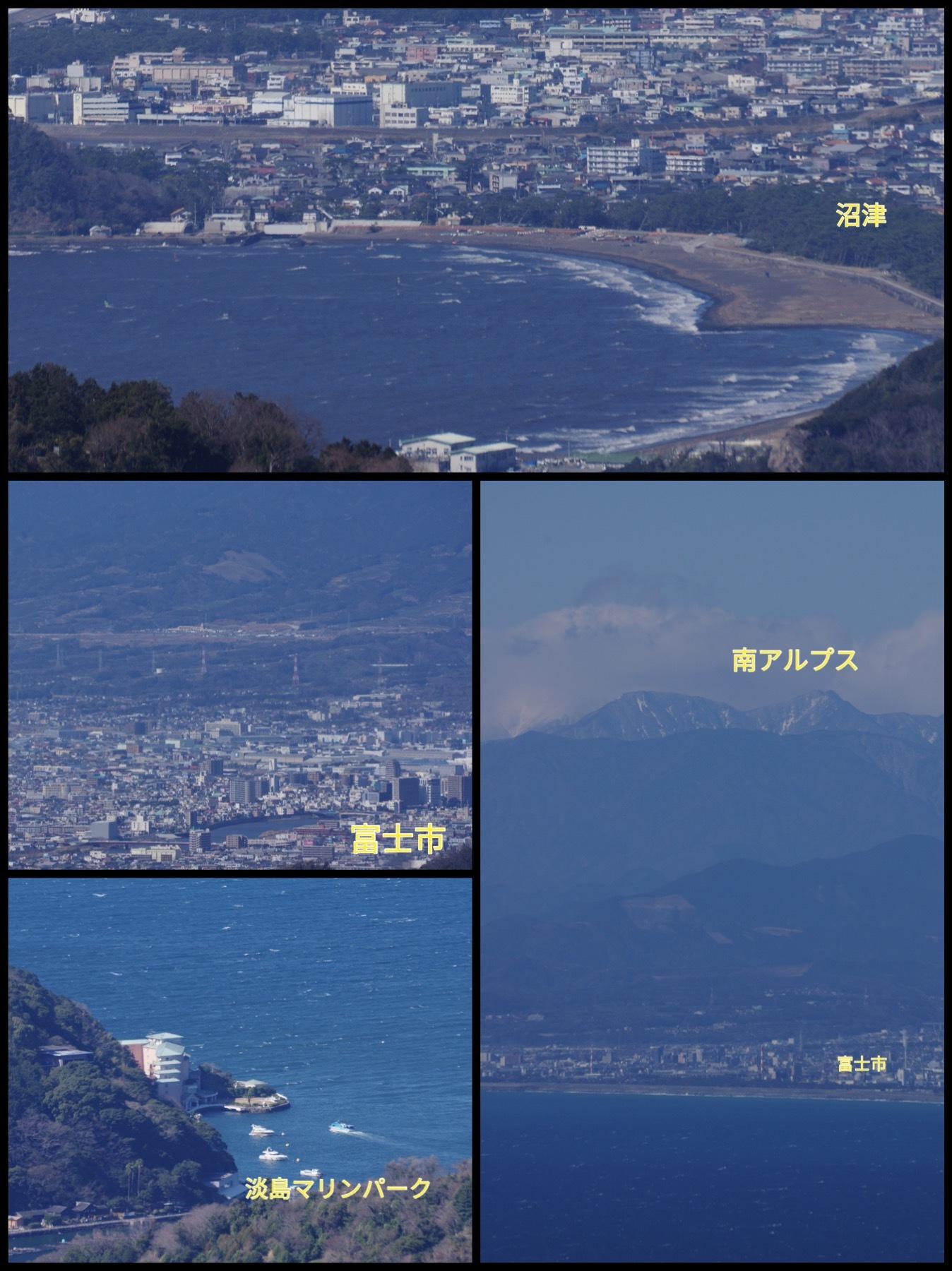 伊豆の国 パノラマパーク 富士山