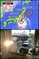 台風15号 2019 千葉 停電EV PHEV