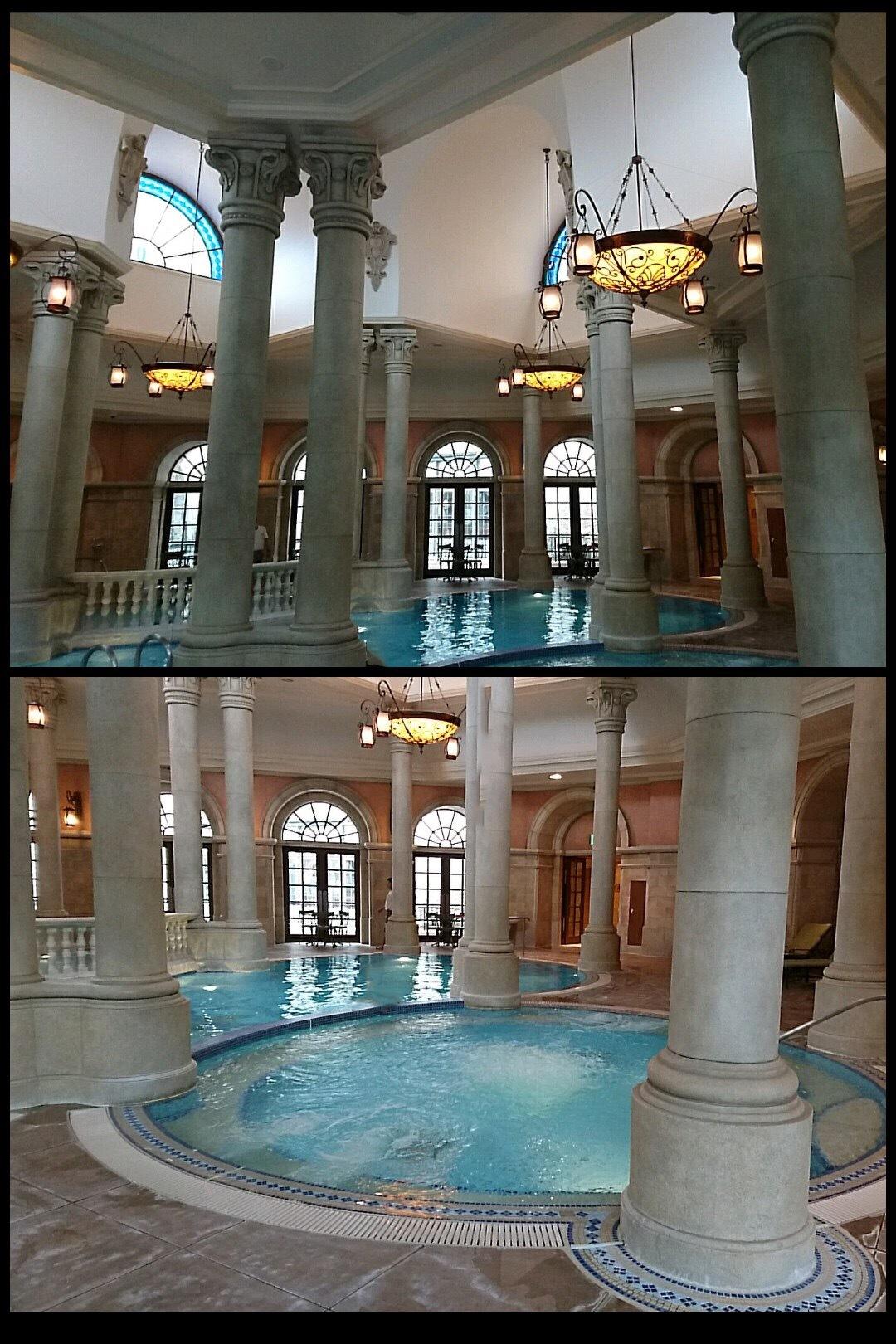 ホテルミラコスタ プール テルメヴェネチア