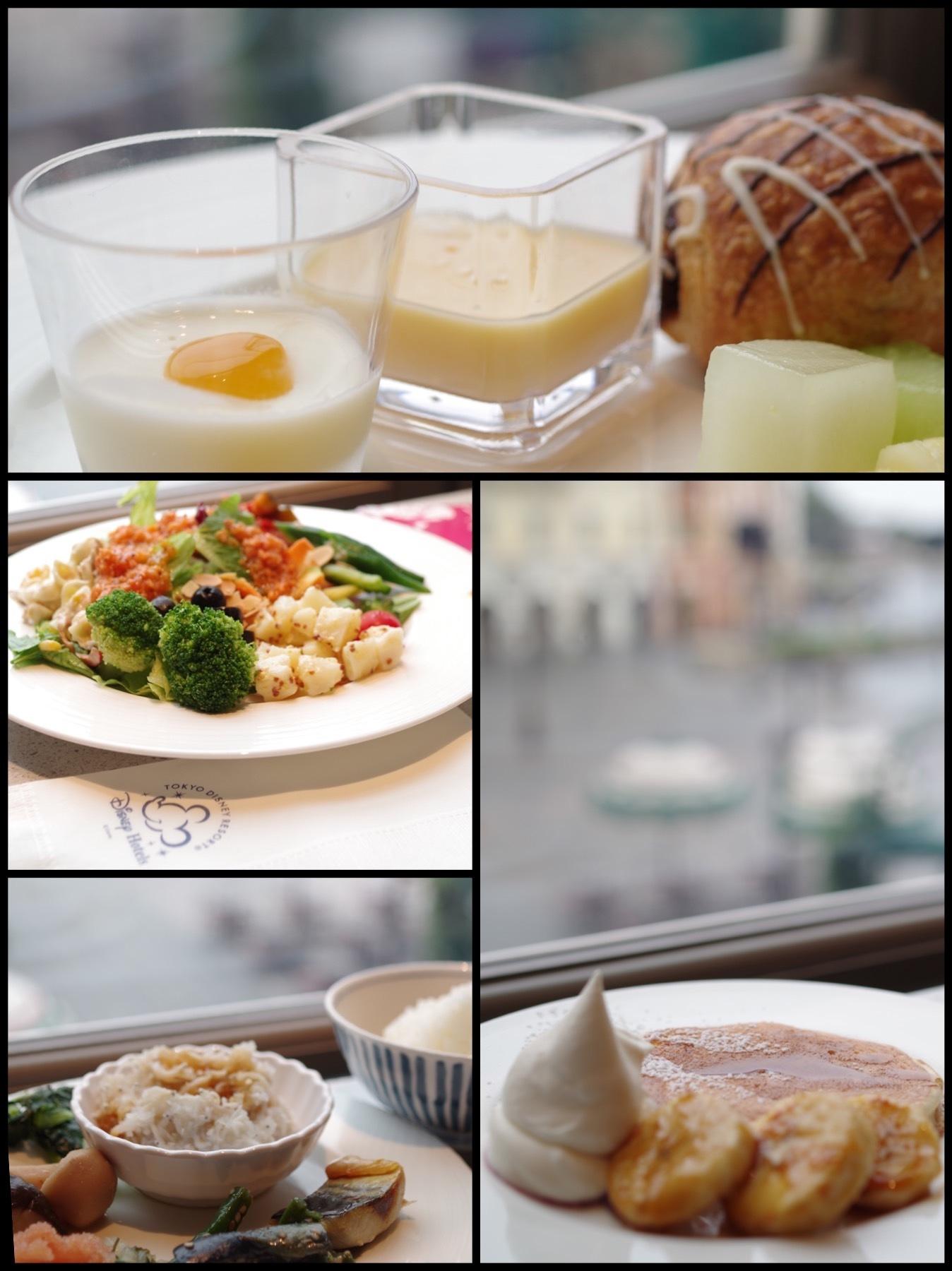 ホテルミラコスタ オチェーアノ朝食バイキング