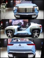 東京モーターショー2019 三菱マイテックコンセプト Mitsubishi MI-tech