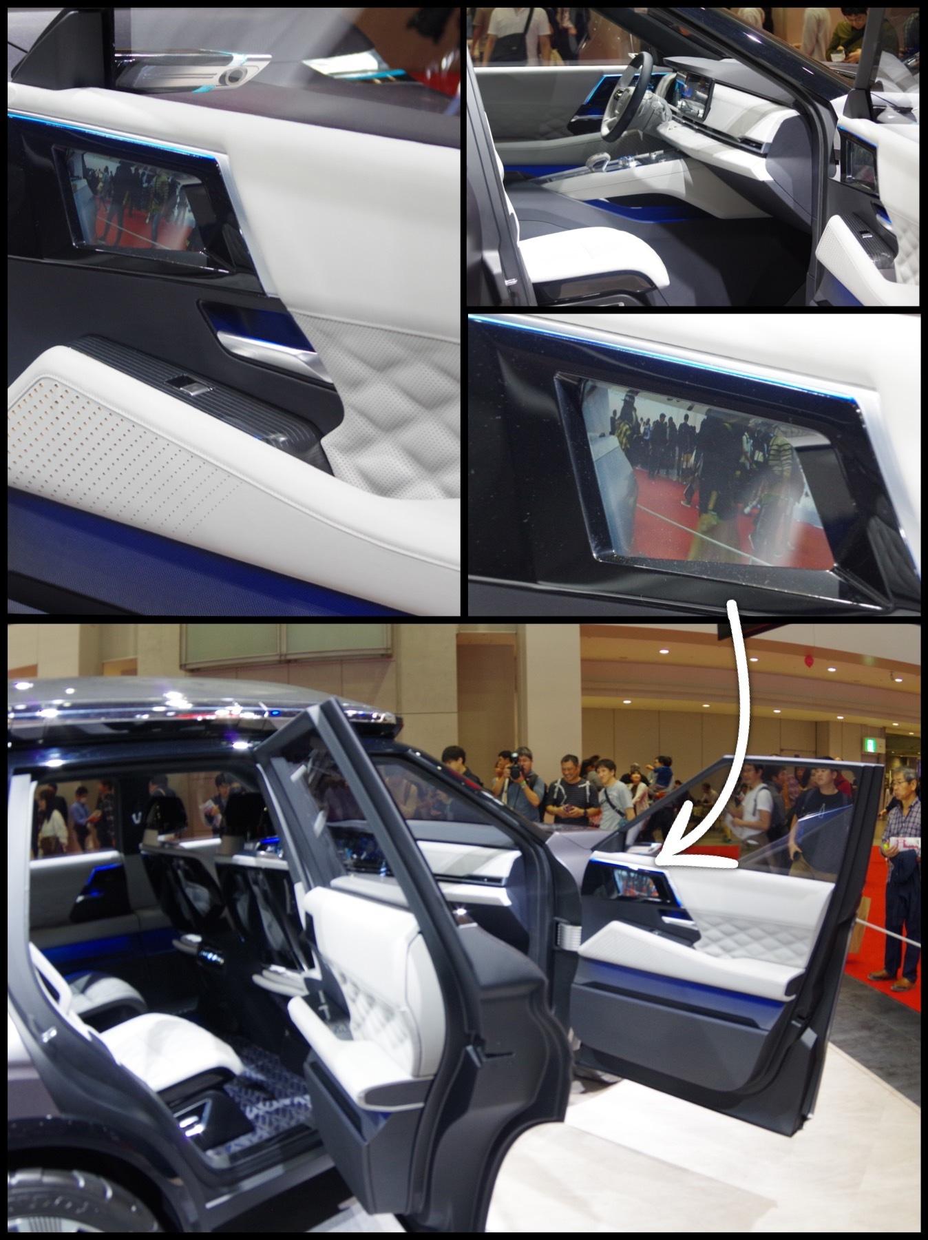東京モーターショー2019 三菱エンゲルベルクツアラーPHEV 次期アウトランダーPHEV