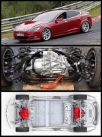 Tesla 3morter テスラ トリプルモーター