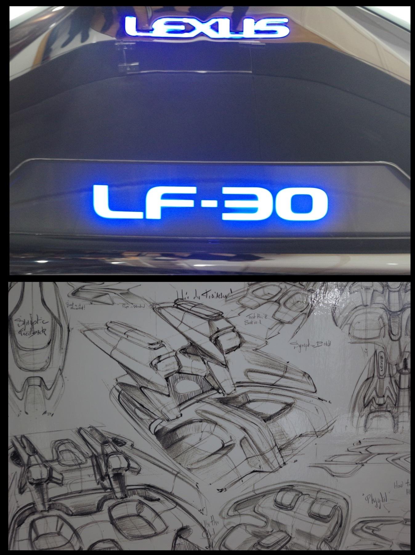 レクサス EVコンセプト『LF-30 Electrified』