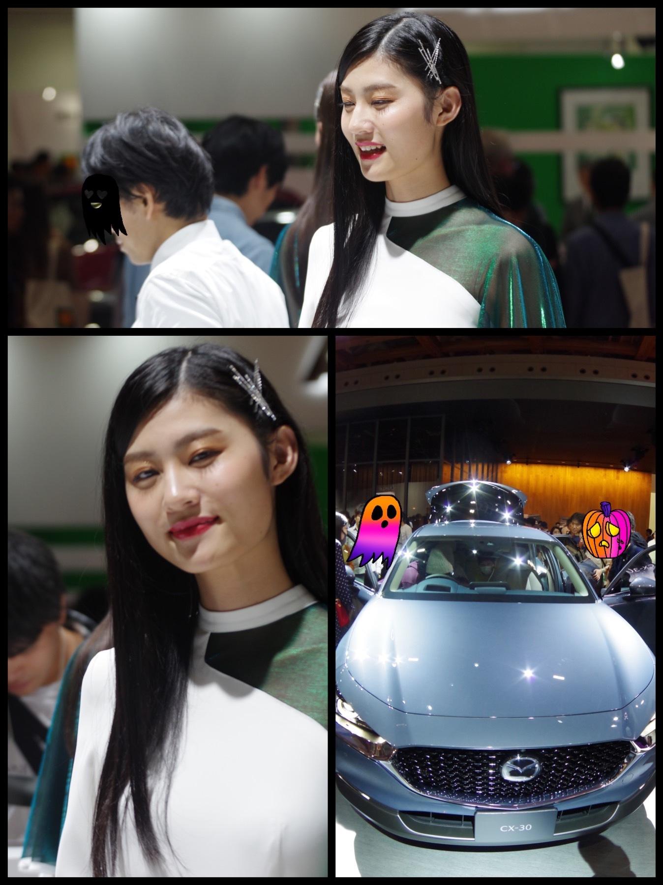 東京モーターショー2019 マツダCX–30