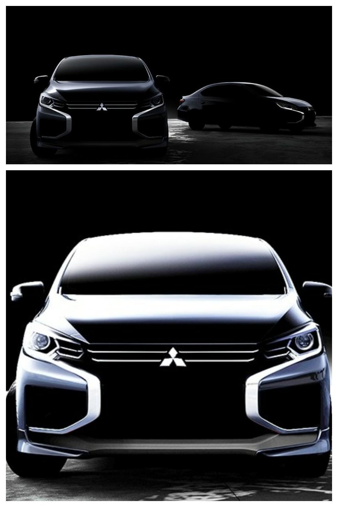 三菱新型ミラージュ