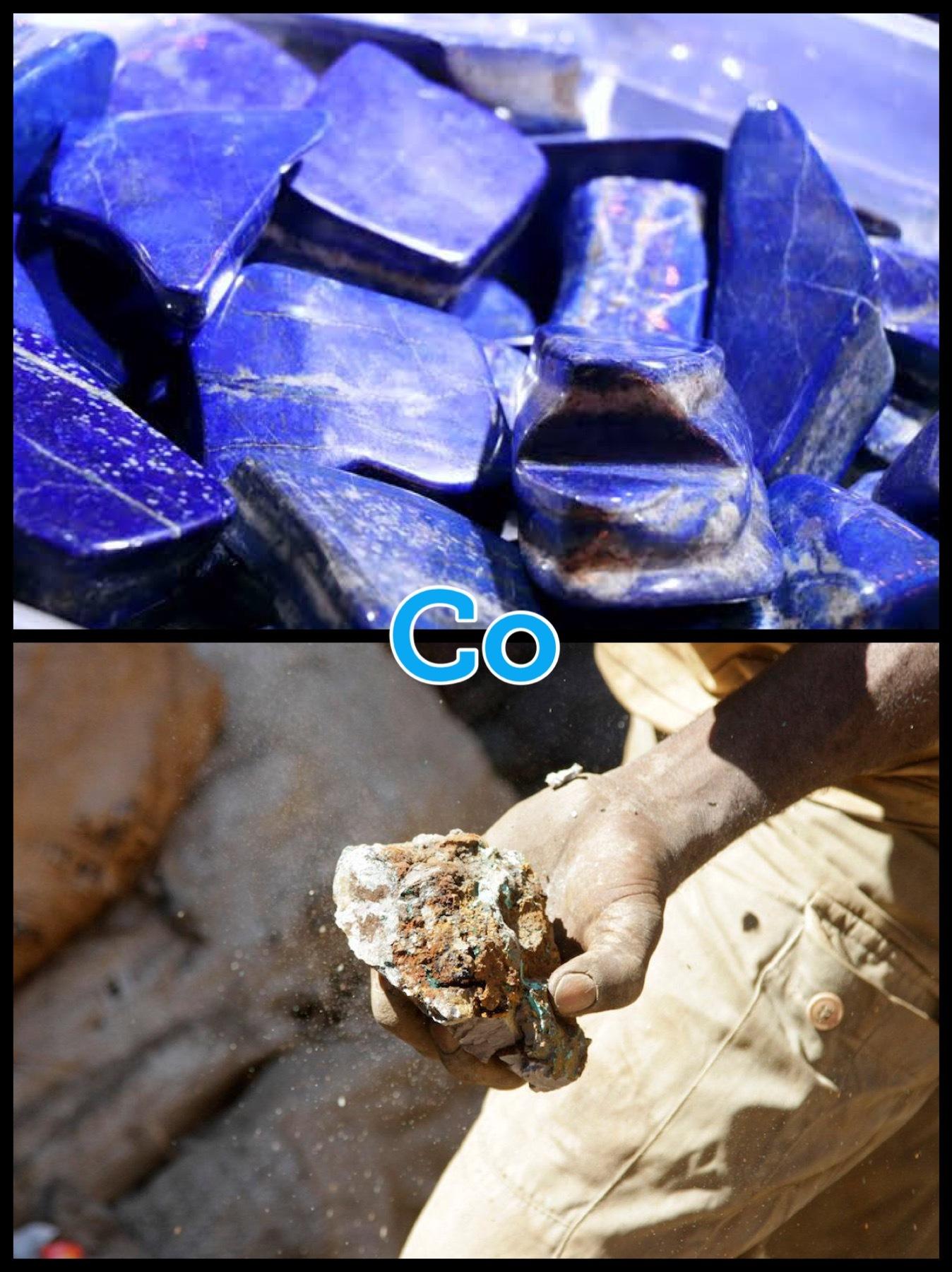 コバルト Co リチウムイオン電池