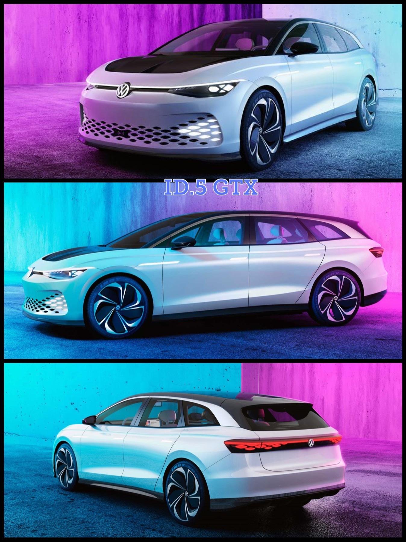 VW「ID.5 GTX」