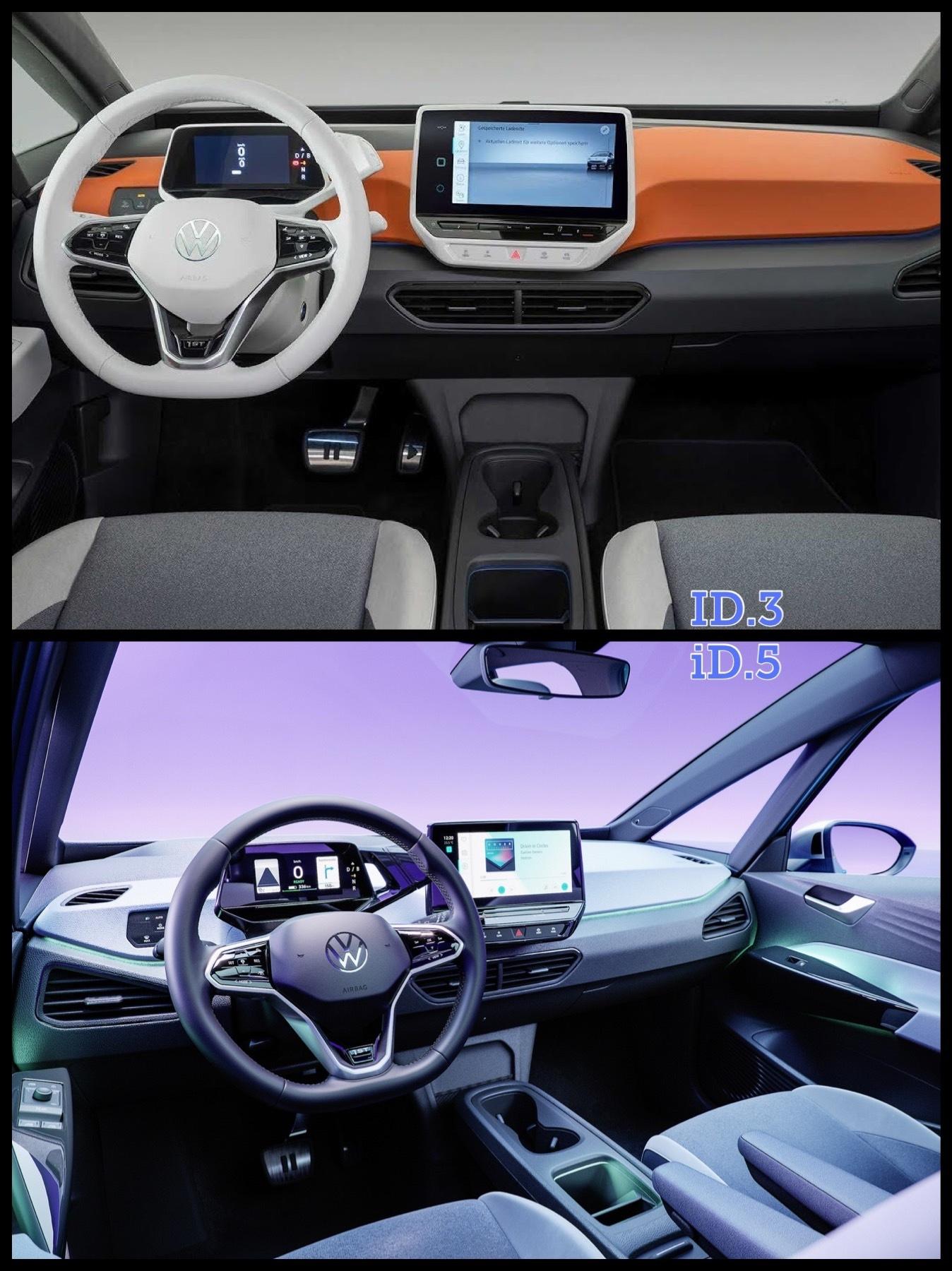 VW「ID.3」ID.5
