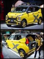 東京オートサロン2020 三菱『eKクロス WILD BEAST Concept』